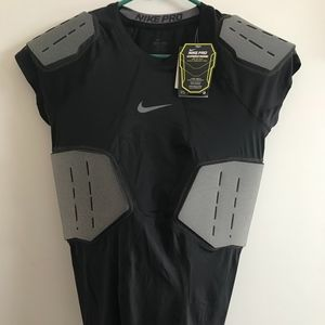 Nike pro hyperstrong Football padding